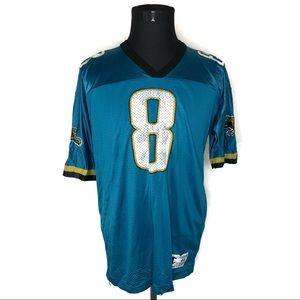 Mark Brunell Jacksonville Jaguars #8 jersey large